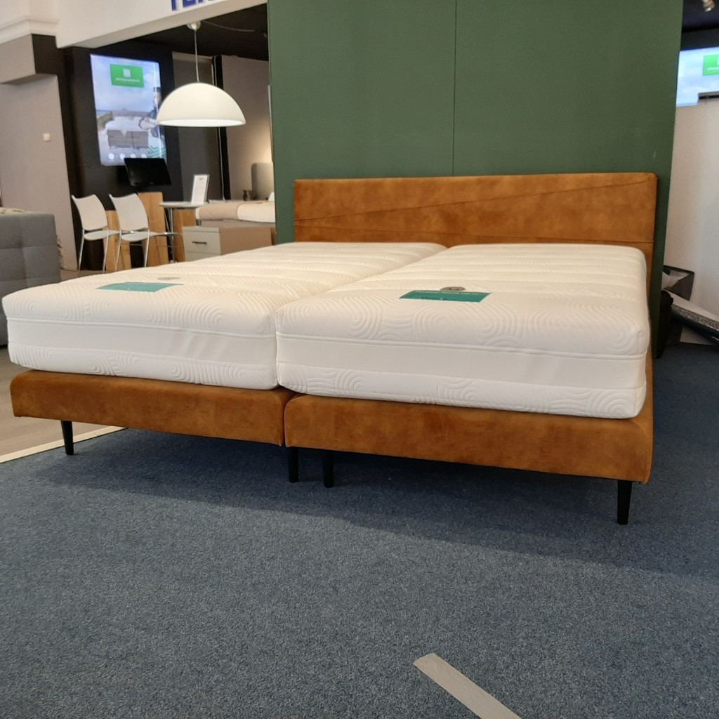 Boxspringset Preston Contempo vlak