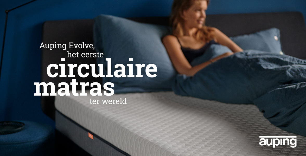 Auping circulaire matras